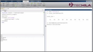 Techila with MATLAB Tutorial for Beginners