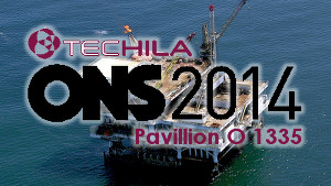 Techila at ONS2014
